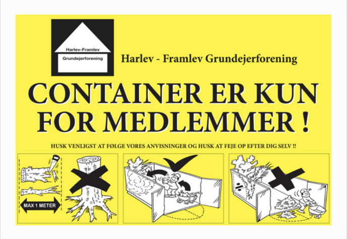 Container forår 2021