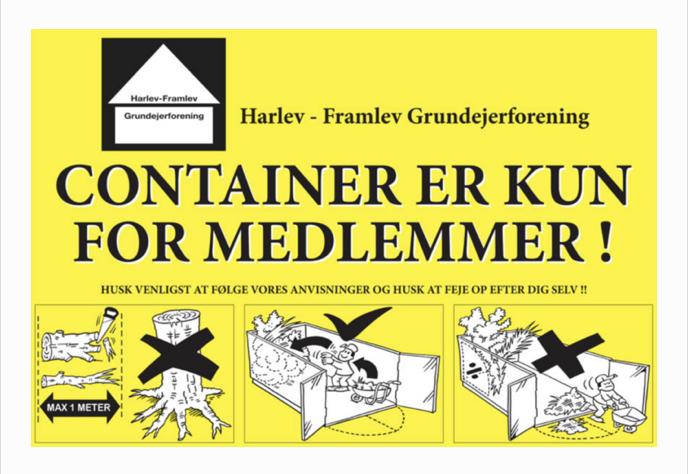 Container efterår 2021